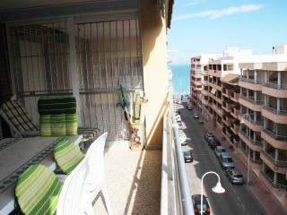 Big apartment with a terrace. 80m from the beach, Guardamar del Segura