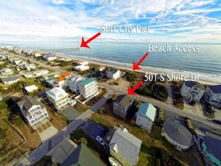 501 S. Shore Drive, Surf City