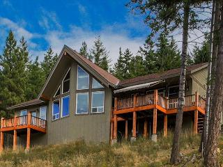 4 for 3 Summer Special! Big Views from Beargrass Lodge! Hot Tub, Roslyn
