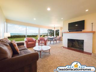 3406 Sunset - Ocean Front on Tillamook Head, Seaside