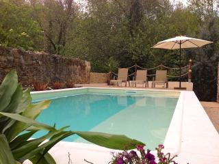 Luxury waterfront villa with private pool, boat, Lousa