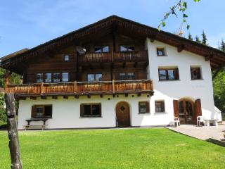 Chalet Runca Garden Apartment, Arosa