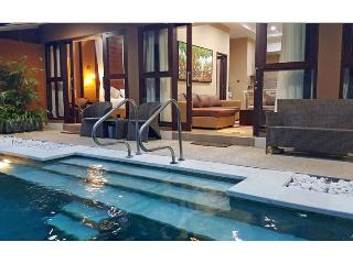 Luxury 2 Bedrooms Pool Villa steps to the beach, Sanur