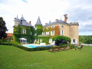 Chateau St Victor Estate, Ingrandes