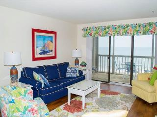 2 BR Oceanfront condo with great panoramic views!!, Pine Knoll Shores