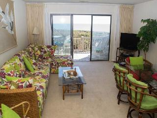 Multi-Level Oceanfront Condo gives everyone a chance to spread out!, Pine Knoll Shores