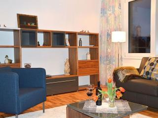 Vacation Apartment in Langenargen - 786 sqft, 1 bedroom, 1 living / sleeping area, max. 4 People (#…