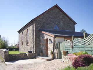 The Old Chapel, newly converted, Chittlehamholt