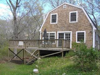 Charming Lambert's Cove Beach House, West Tisbury