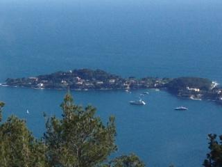 SEA VIEW FLAT with TERRASSE & BBQ, Villefranche-sur-Mer