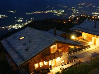 Luxury Swiss Chalet Near Verbier Jacuzzi, Pool, Nendaz