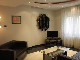 Two Bedroom Flat w/Jacuzzi in the City Center, Sofia