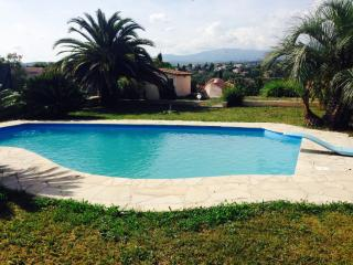 Villa with swimmingpool in Cagnes-sur-Mer