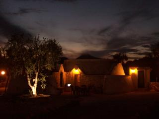 Trullo with garden in countryside Ostuni ~ Puglia