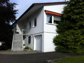 Vacation Apartment in Bad Liebenzell - 861 sqft, max. 3 people (# 7516)