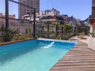 Buenos Aires: Recoleta 4 BR Penthouse with Terrace