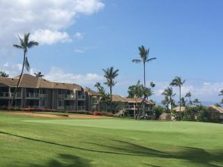 2BD Oceanview Golf Course Front Grand Champions, Wailea