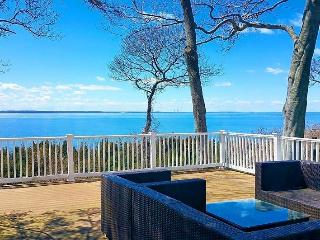 Beautiful Waterfront Home with private beach, East Setauket