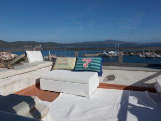 Sardinian panoramic terrace house, Porto Rotondo