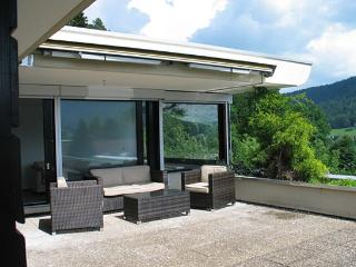 Vacation Apartment in Alpirsbach - 1292 sqft, 3 bedrooms, max. 4 People (# 7758)