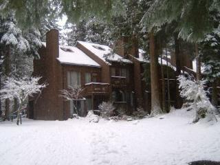 Nicely decorated 2 Story Condo #20 - Sleeps 6, Glacier