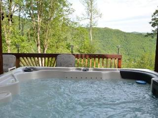 Bear Bottoms Chalet - Private and Romantic Getaway with Outdoor Kitchen, Bryson City