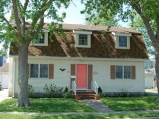 Pet Friendly Cottage 2nd Floor 124348, Cape May
