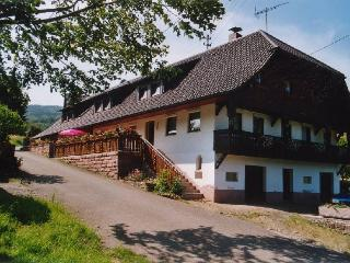 Vacation Apartment in Steinach - 915 sqft, 3 bedrooms, max. 5 people (# 7836)