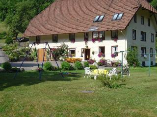 Vacation Apartment in Triberg im Schwarzwald - 484 sqft, 2 bedrooms, max. 5 people (# 7997)