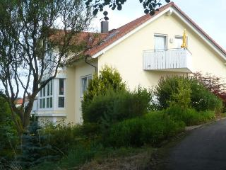 Vacation Apartment in Bad Teinach-Zavelstein - 646 sqft, 1 bedroom, max. 4 people (# 8072)
