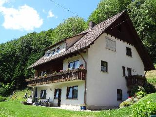 Vacation Apartment in Fischerbach - 2 bedrooms, max. 4 people (# 8108)