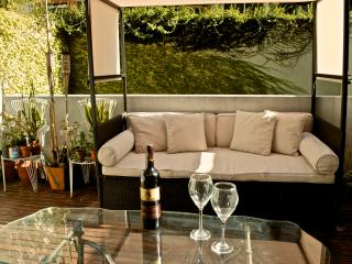 Awesome 1 bedroom with private deck in Palermo, Buenos Aires