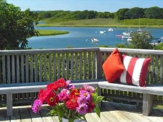 Waterview Home Overlooking Stonewall Pond 116920, Chilmark