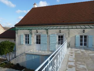 10pm luxury holiday home for wine lovers, Puligny-Montrachet