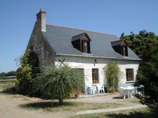 Charming family cottage with pool, pets welcome., Parcay-les-Pins