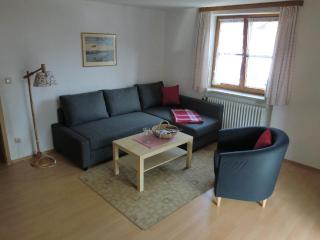 Vacation Apartment in Bad Hindelang - 646 sqft, allergy-friendly, quiet, central (# 3553), Obermaiselstein