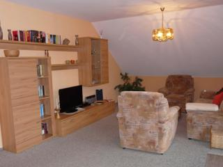 Vacation Apartment in Niesky - 840 sqft, comfortble, central, bright (# 7046)