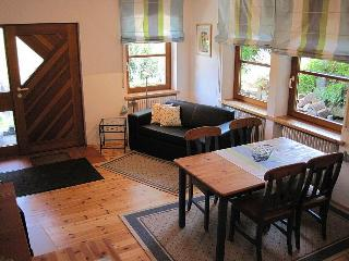 Vacation Apartment in Kappelrodeck - 463 sqft, quiet, nice view, comfortable (# 7237)