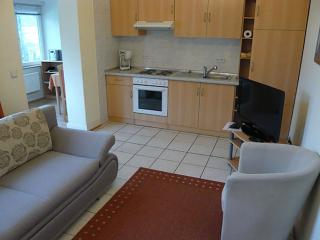 Vacation Apartment in Bad Schwartau - 248 sqft, located in a renovated schoolhouse, courtyard available,…