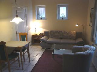 Vacation Apartment in Bad Schwartau - 334 sqft, located in a renovated schoolhouse, courtyard available,…