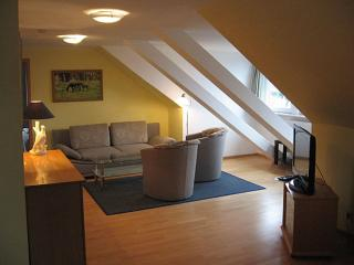 Vacation Apartment in Bad Schwartau - 678 sqft, located in a renovated schoolhouse, courtyard available,…