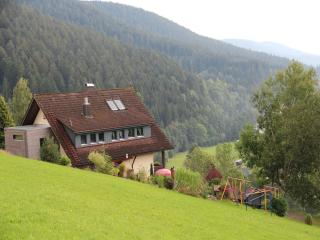 Vacation Apartment in Alpirsbach - 517 sqft, 1 bedroom, max. 4 People (# 7611)