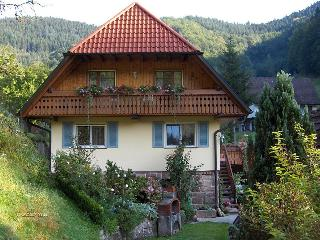 Vacation Apartment in Oberwolfach - 753 sqft, max. 4 People (# 7623)