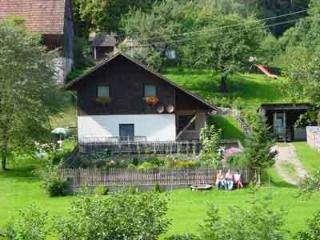 Vacation Apartment in Alpirsbach - 861 sqft, 2 bedrooms, max. 6 persons (# 8411)