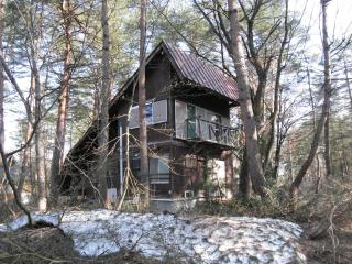 Perfectly positioned Blue Ridge Cottage, Hakuba-mura