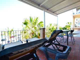 Conde waterfront apartment 1st line in Arenal., El Arenal