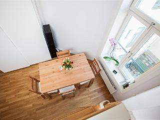 Cute apartmant with bedloft in downtown Oslo