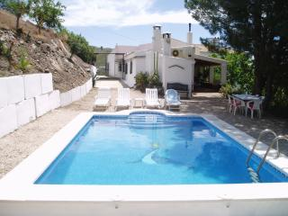 Charming countryside finca in Canillas de Aceituno
