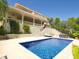 Exclusive villa with sea view, Palmanova