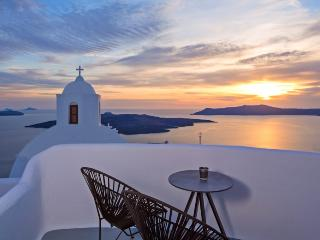 Aroma Double Seaview Suite, Fira